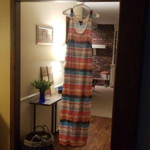 Allison Brittney Maxi Dress
